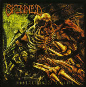 SKINNED | Contortion Of Reality EP CD