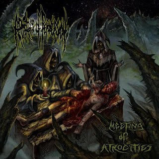 APOSTLES OF PERVERSION | Meeting Of Atrocities EP CD