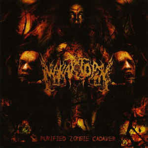 MAKATTOPSY | Purified Zombie Cadaver CD