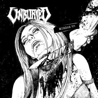 UNBURIED | Murder 101 CD