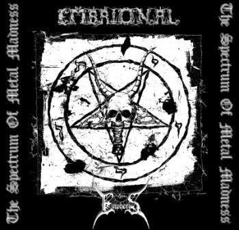 Embrional / Empheris ‎– The Spectrum Of Metal Madness Split CD