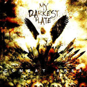 My Darkest Hate - Combat Area  CD