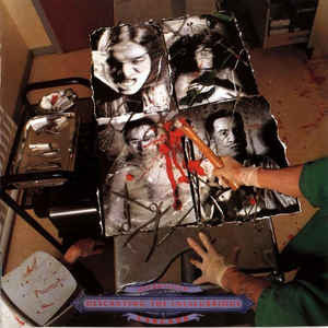 Carcass ‎– Necroticism - Descanting The Insalubrious CD