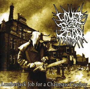 Lower Than Zero ‎– Lumberjack Job For A Chainsaw Cowboy  CD