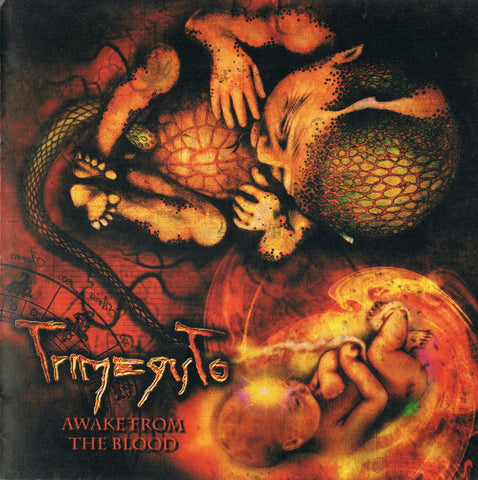 Trimegisto ‎– Awake From The Blood CD