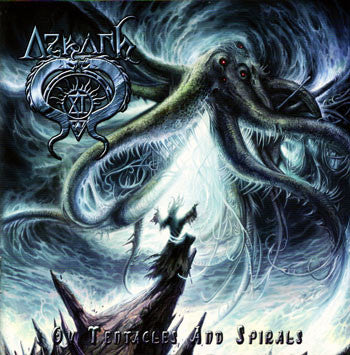 Azrath 11 - Ov Tentacles and Spirals CD
