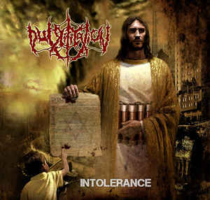 Putrification ‎– Intolerance CD