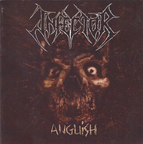 Infector - Anguish  CD