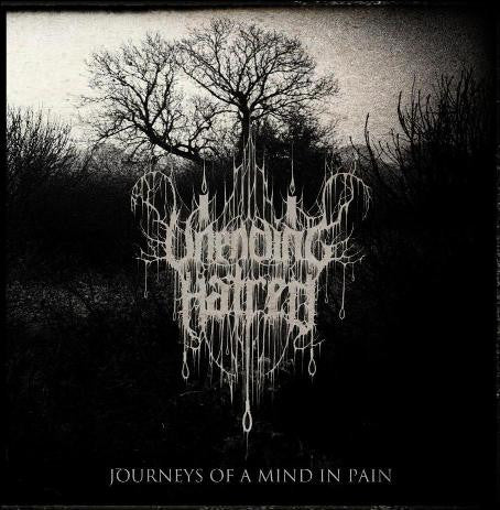 UNENDING HATRED | Journeys Of A Mind In Pain CD