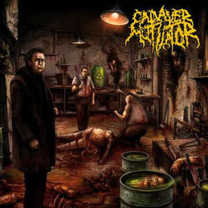 CADAVER MUTILATOR | Murder Death Kill CD