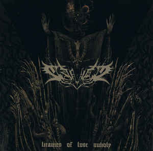 CYANIC | Litanies Of Lust Unholy CD