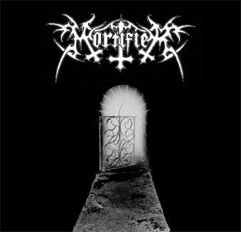 MORTIFIER | Darkness My Eternal Bride CD