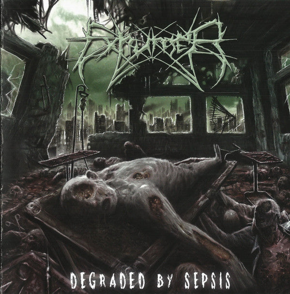 Exhumer ‎– Degraded By Sepsis CD