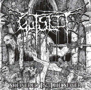 GUTSLIT | Skewered in the Sewer CD