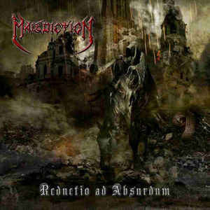 MALEDICTION │ Reductio ad Absurdum CD