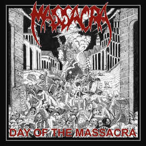 Massacra - Day of the Massacra CD
