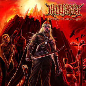 HELLCRAFT | Tyranny of Middle Ages CD
