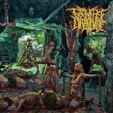 Perverse Dependence - The Patterns of Depravity CD