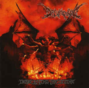 DECOMPOSED | Desecrating The Divine EP CD