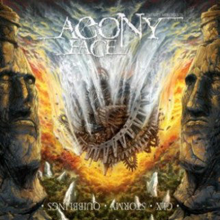 Agony Face ‎– CLX Stormy Quibblings CD