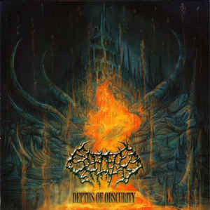SPLATTERED ENTRAILS | Depths of Obscurity CD
