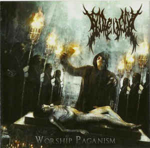 Gorevent -  Worship Paganism Re-Issue CD
