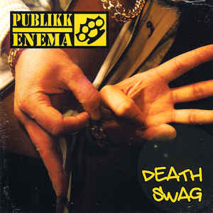 Publikk Enema ‎– Death Swag CD
