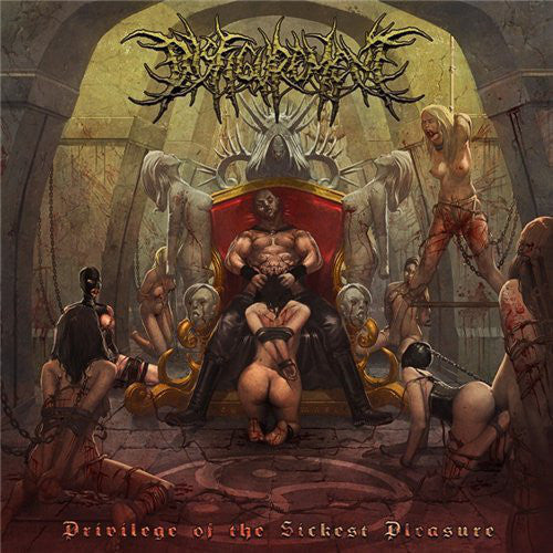 DISFIGUREMENT | Privilege of the Sickest Pleasure CD