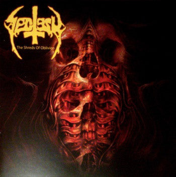 SECTESY | The Shreds of Oblivion CD