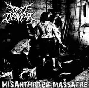 MEAT DEVOURER | Misanthropic Massacre CD