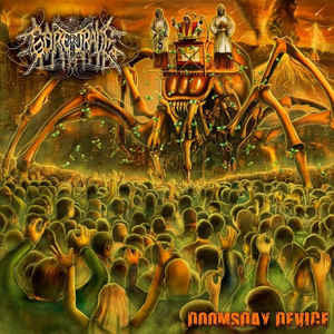 GORETRADE | Doomsday Device CD