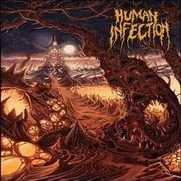 HUMAN INFECTION | Curvatures In Time CD