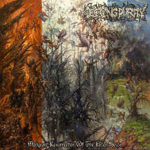 DECAYING PURITY | Malignant Resurrection Of The Fallen Souls CD