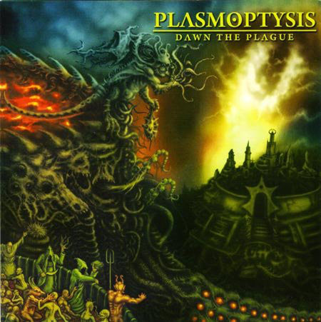 PLASMOPTYSIS | Dawn The Plague CD