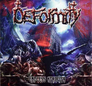 DEFORMITY | Endless Atrocity CD