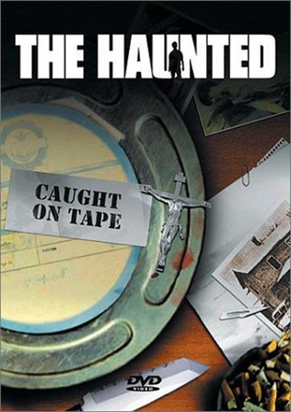 The Haunted ‎– Caught On Tape DVD