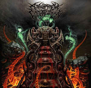 Abhorrent Castigation -  Throne of Existential Abandonment CD