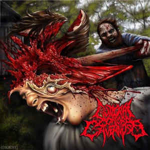 Guttural Corpora Cavernosa ‎– Munching On The Red Carpet CD