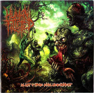 HUMAN FILLETED | Blunt Force Embludgeonment  CD