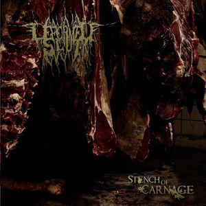 Deformed Slut ‎– Stench Of Carnage CD