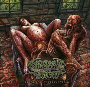 EXTIRPATING THE INFECTED | Reborn In Putrefaction CD