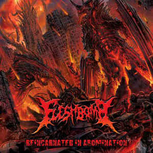 FLESHBOMB | Reincarnated in Abomination CD