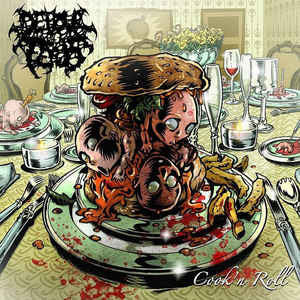 DEVOUR THE FETUS | Cook'n'Roll CD