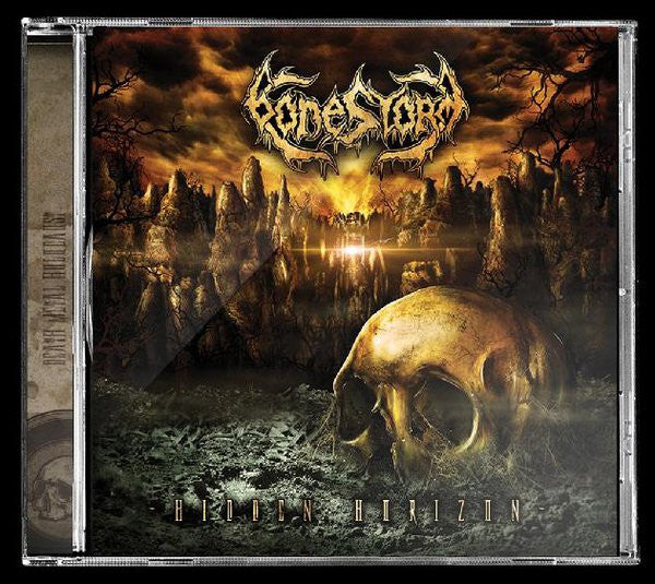 BONESTORM - Hidden Horizon CD