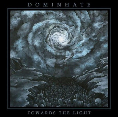 DOMINHATE | Towards the Light CD
