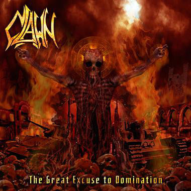 Clawn ‎– The Great Excuse To Domination CD