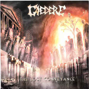 CAEDERE | The Lost Conveyance CD