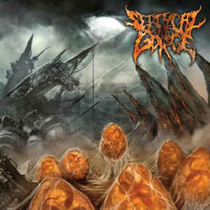 Septycal Gorge ‎– Scourge Of The Formless Breed CD