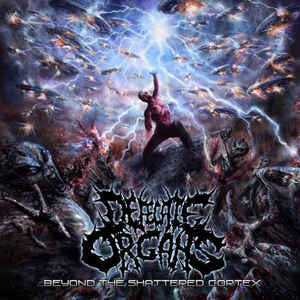 Defecate Organs ‎– Beyond The Shattered Cortex CD