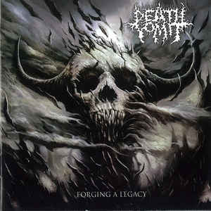 DEATH VOMIT| Forging A Legacy CD